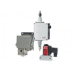 Danfoss Differential Pressure switches